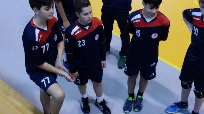riviera24 - Team Schiavetti Pallamano Imperia under 15
