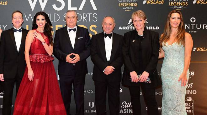 riviera24 - World Sports Legends Award