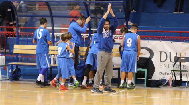 Under 13 Elite Olimpia Sistel Taggia