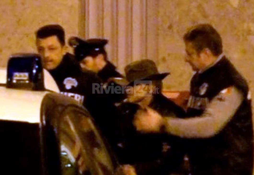 Enzo Agostino portato in carcere