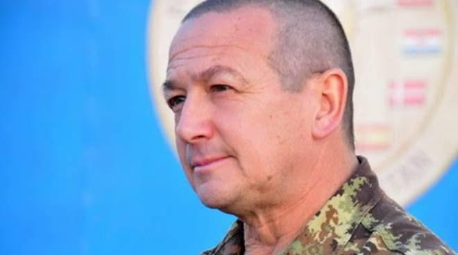 Generale di divisione Marcello Bellacicco