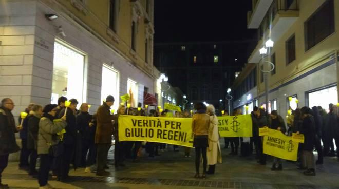 Riiviera24- Giulio Regeni Sanremo