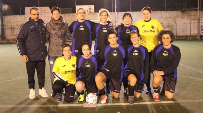 riviera24 - Asd Imperia calcio a 5 femminile