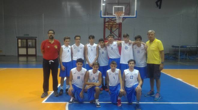 Riviera24- basket under 16