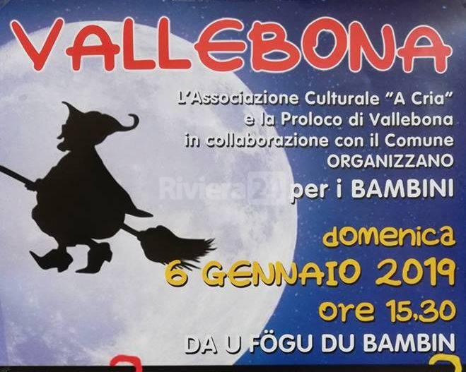 riviera24 - Befanina Vallebona