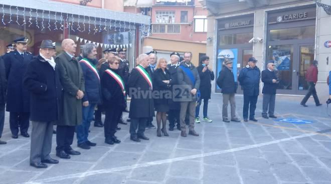 riviera24 - Commemorazione fratelli Serra
