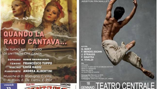 Riviera24- concerto e balletto teatro centrale