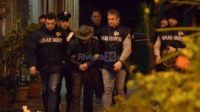 riviera24 - Enzo Agostino portato in carcere