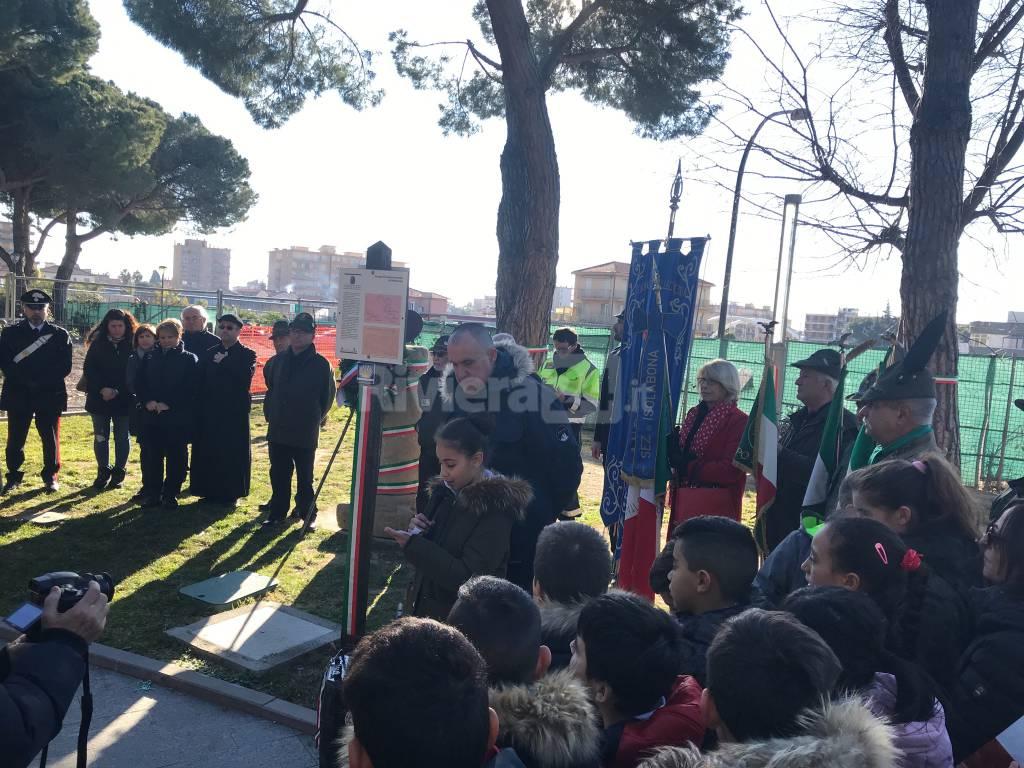 Riviera24- Giornata memoria Vallecrosia