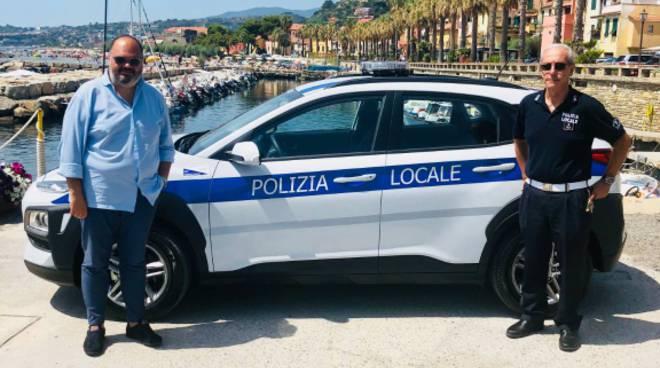 Riviera24- Giuffra e polizia locale