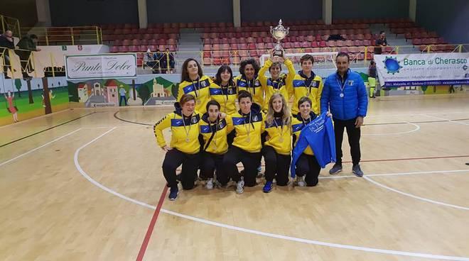 riviera24 - Imperia calcio a 5 femminile