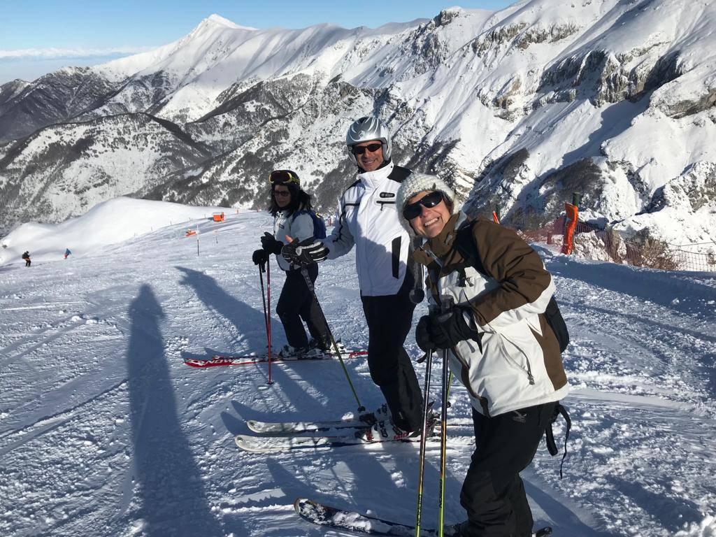 riviera24 - Istituto Fermi Polo Montale sulla neve