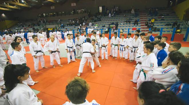riviera24- judo winter camp