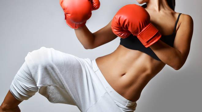 riviera24 - kick boxing donna
