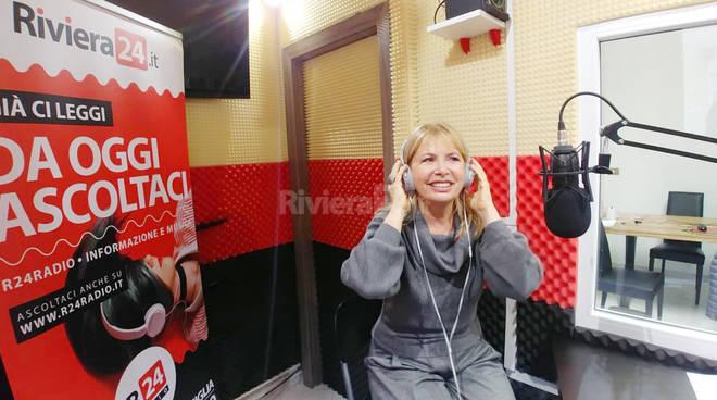 riviera24-paola arrigoni radio