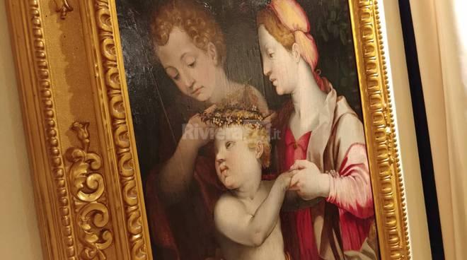 riviera24-Pinacoteca Rambaldi di Coldirodi tesoro nascosto di Sanremo