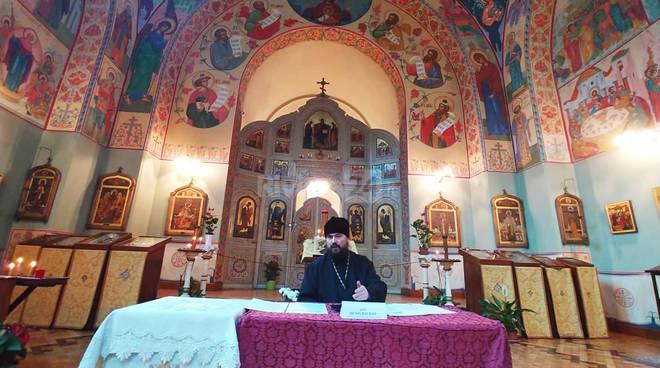 riviera24-prete chiesa russa sanremo