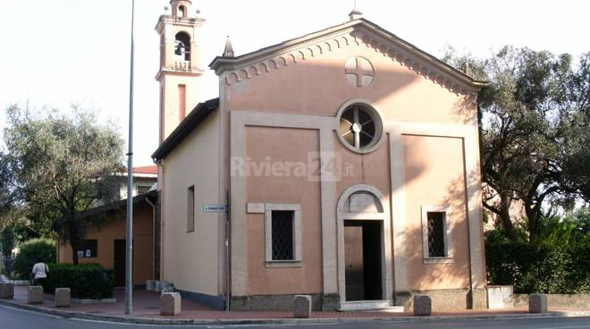 riviera24 - Santuario San Rocco Vallecrosia