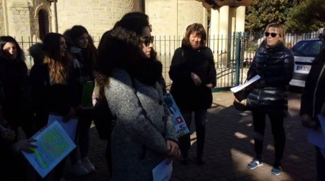 Riviera24- studenti Fermi Ventimiglia