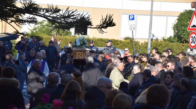 Funerali Alessio Vinci
