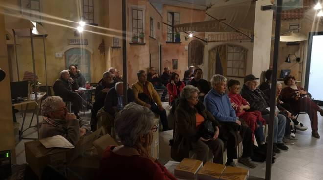 Incontro Cgil Sanremo