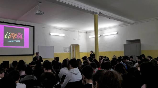 istituto comprensivo Sanremo Levante