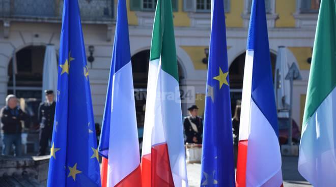 Nizza manifestazione francia italia