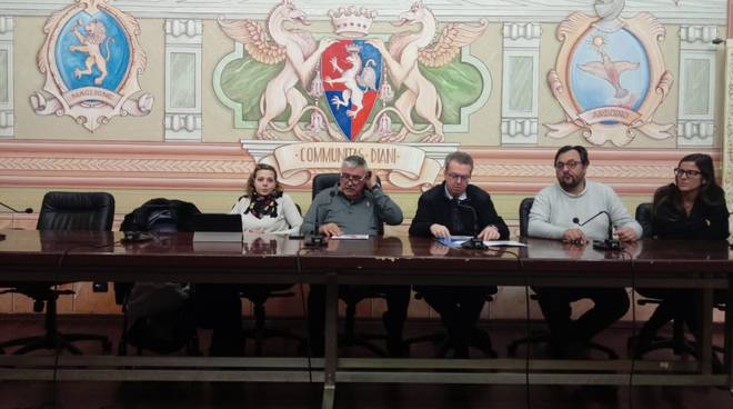 conferenza stampa diano in love