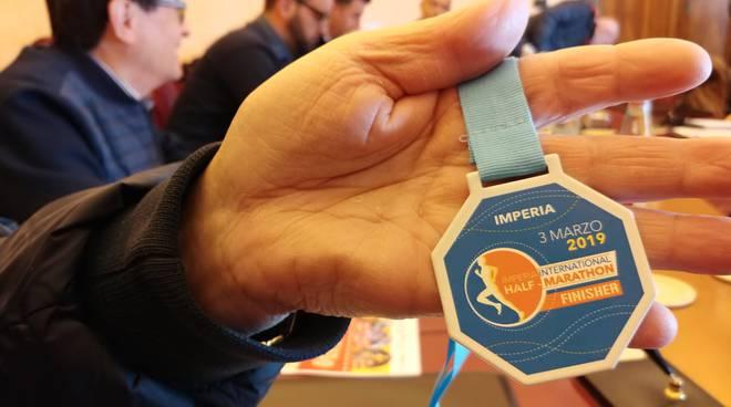 presentazione mezza maratona