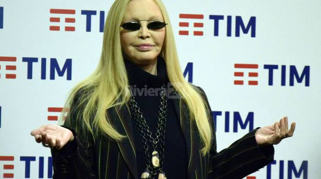 Patty Pravo a #Sanremo2019