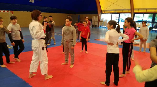 "riviea24 - Progetto ""Judo@School"""