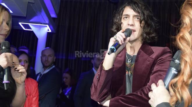 riviera24  - 69° Festival di Sanremo, VIP cantanti party  Victory Morgana