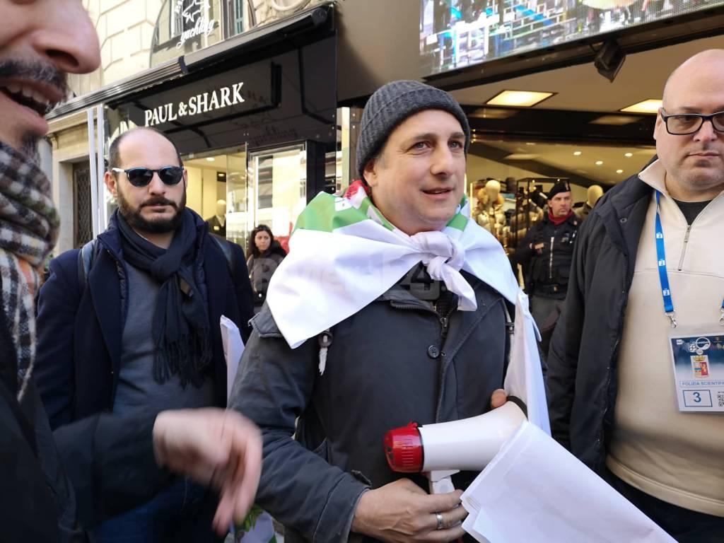 riviera24 - andrea di marco movimento estremista ligure
