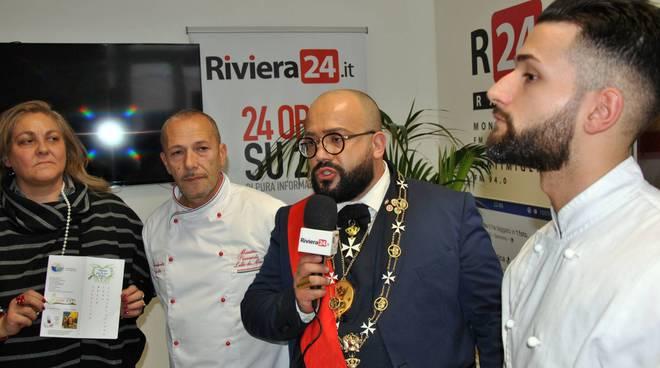 riviera24 - Cavaliere Cutro cooking show