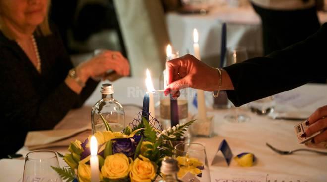 riviera24-Cena delle candele di Fidapa, ieri l'evento più importante dell'anno sociale