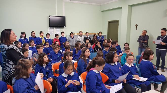 Riviera24- esperti in ecologia scuola Taggia