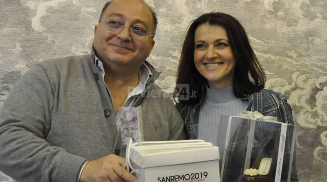 riviera24 - Gianfranco Mercuri e Giusy di Martino