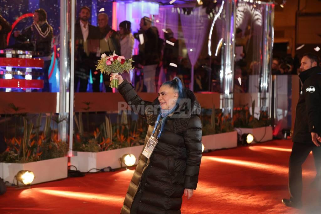riviera24-Red Carpet #Festival2019 cantanti