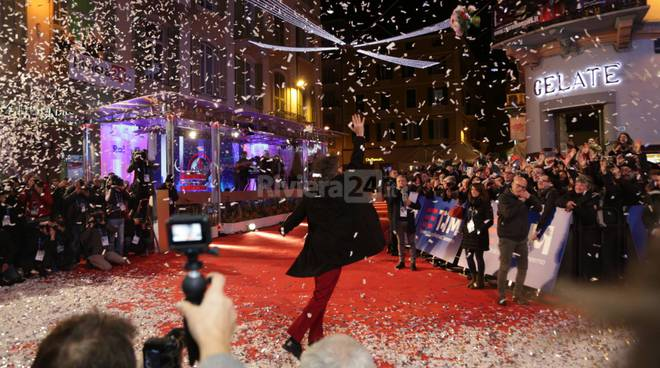 riviera24-Red Carpet #Festival2019 cantanti
