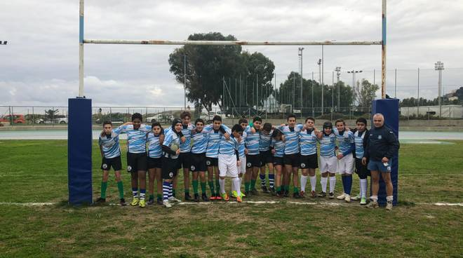 riviera24 - Sanremo Rugby, under 12