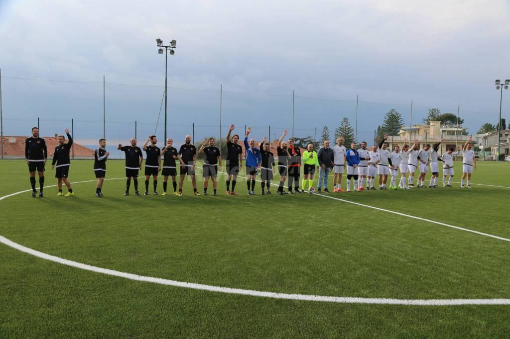 """riviera24-Stadio comunale """"Ciccio"""" Ozenda, l'inaugurazione ospedaletti barbagallo prete blancardi"""