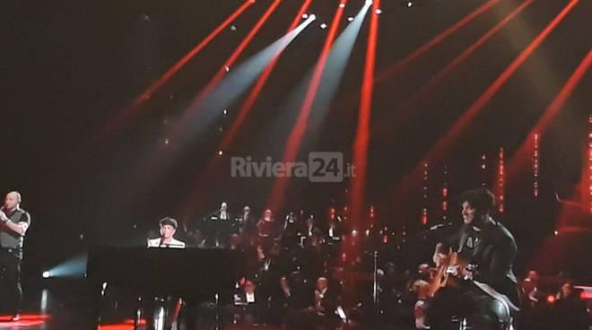 riviera24 - Ultimo e Fabrizio Moro