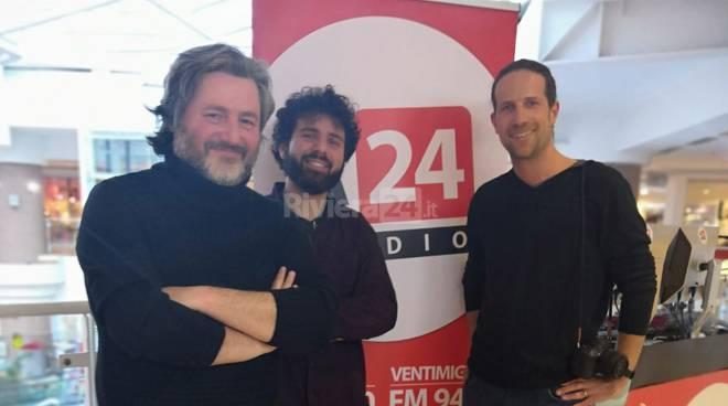 riviera24 - Walter Sindoni, Simone Caridi e Julian Kanz