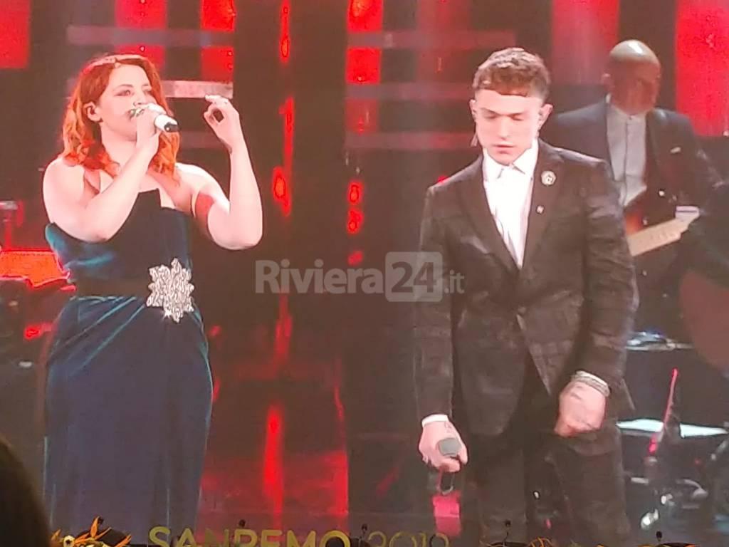#Sanremo2019, la quarta serata