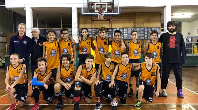 Under 13 Elite BC Ospedaletti