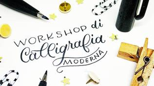 Workshop di Calligrafia Moderna