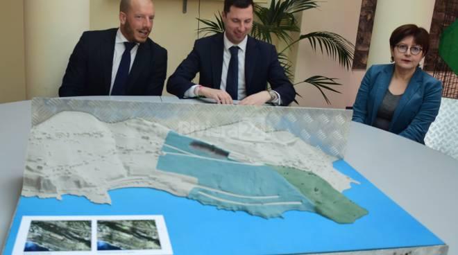 """Il rilancio della Ventimiglia turistica parte dalla Mortola con un progetto """"griffato"""" Grimaldi (foto)"""