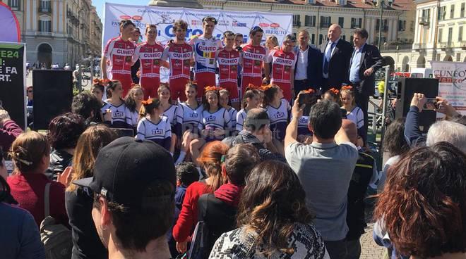 Gara ciclistica Cuneo-Imperia