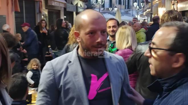"""""""Ventimiglia è in movimento"""", il sindaco Ioculano si ricandida con una lista civica (fotogallery)"""
