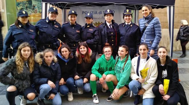 Polizia di Stato, 8 marzo Sanremo